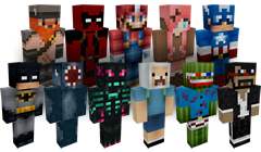 minecraft toy gallery